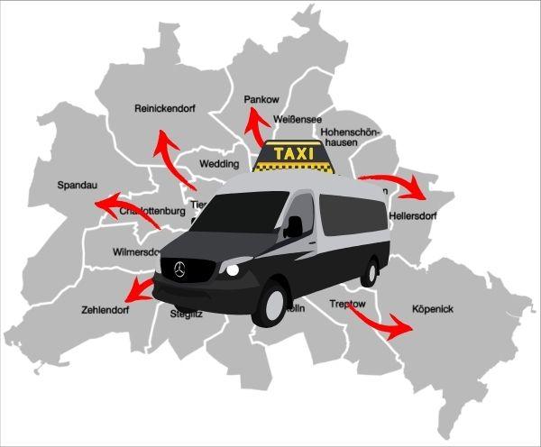 Kostengünstig und stressfrei ein Möbeltaxi in Berlin bestellen