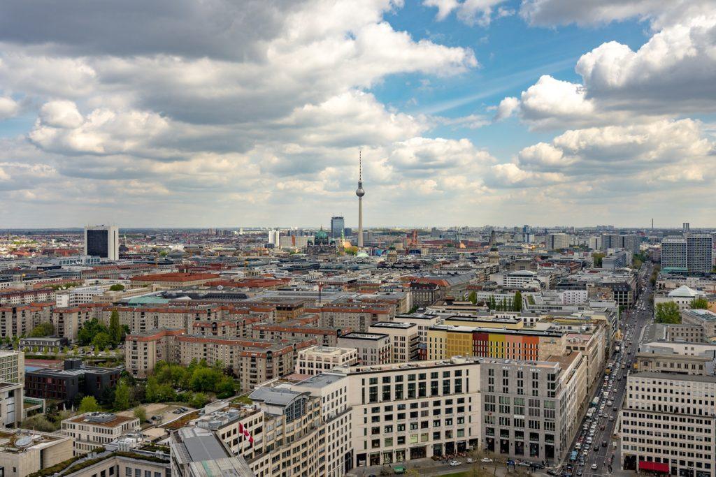 Berlin Umzugsunternehmen Bezirke