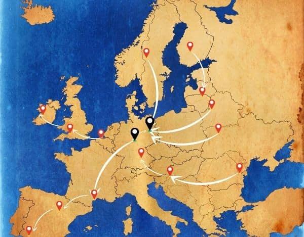 Egal ob nun von Berlin oder Kassel deine Beiladung planen wir schaffen das