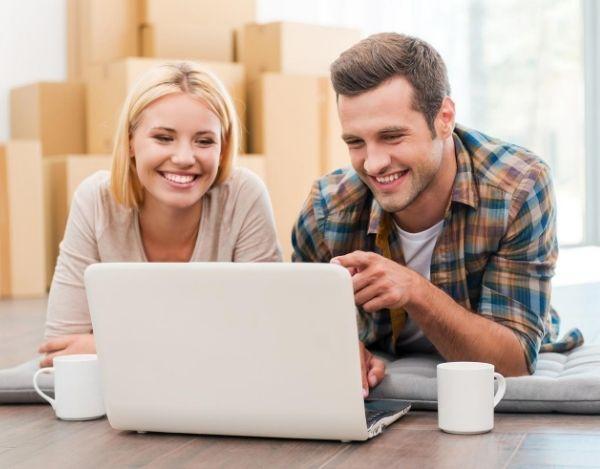 von zuhause Angebote erhalten von Umzugsfirmen