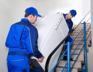 Kühlschrank liegend transportieren