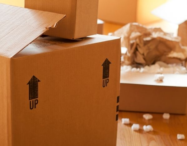 Tipps für den Umzug: packen wie die Profis