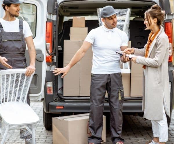 Trinkgeld für Möbelpacker - Bekommen Mitarbeiter einer Umzugsfirma Trinkgeld?