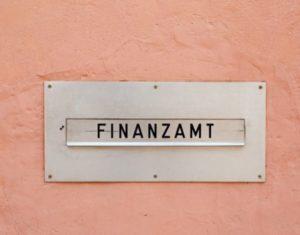 Umzug Finanzamt