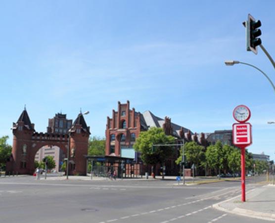 Umzug Berlin-Reinickendorf: Am Borsigturm