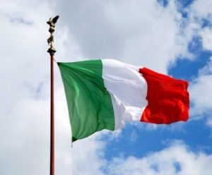 Umzug nach Italien