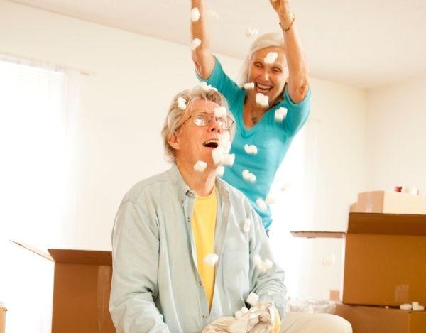 Glücklich ins Pflegeheim umziehen