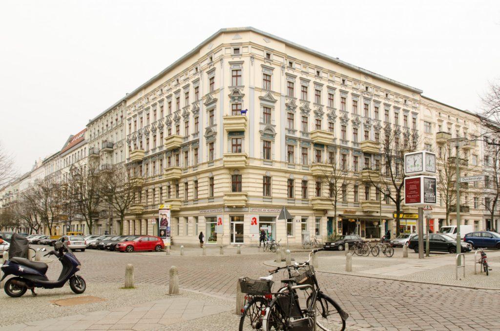 Umzugsunternehmen Berlin Pankow