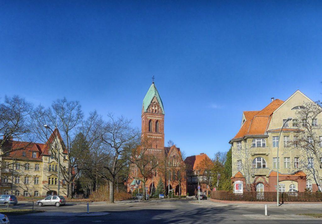 Umzugsunternehmen Berlin Steglitz Zehlendorf